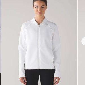 """Lululemon """"embrace the space"""" jacket"""